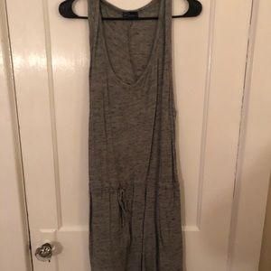 Gap Grey Tank Dress